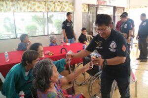 Zamboanga City Chapter: Feeding Program