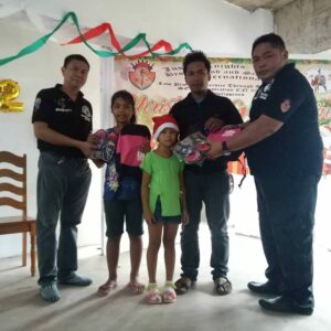 Giving of Christmas Gifts