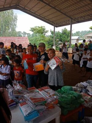 Relief Goods Distribution in Batangas City